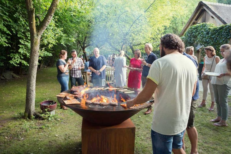 OFYR - the art of outdoor cooking!